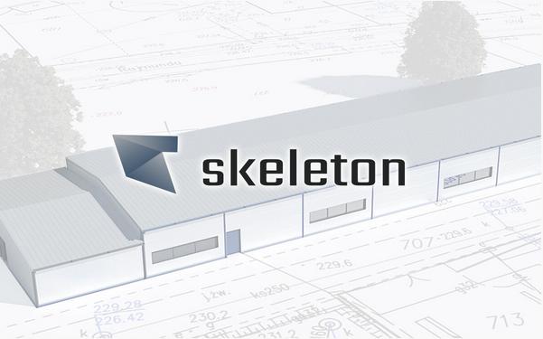 Skeleton - logo